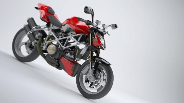 Ducati Streetfighter2010 by Angrysmack