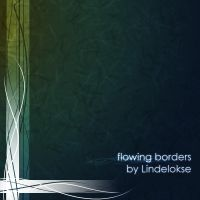 flowing borders brushes by lindelokse