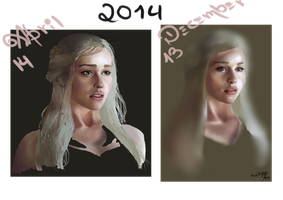 Daenerys Draw This Again by Kuckyz