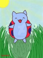 Catbug by Katskratch246