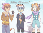 Christmas Time~ by Furry-CancanLou