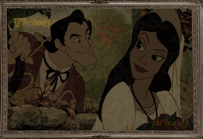 The gaston and Vanessa by wendymeg