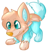 flowermint Chibi PC by DECEPTIB0T