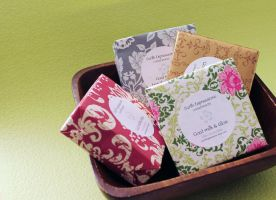 Nourishing handmade soaps. by earthexpressions