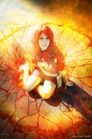 Dark Phoenix - Here Again by WhiteLemon