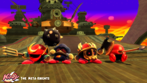 (MMD Model) The Meta-Knights Download by SAB64