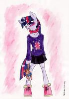 Twilight Sparkle by Edo--sama