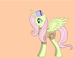 Princess Fluttershy goes on a safari in India by kitkat567