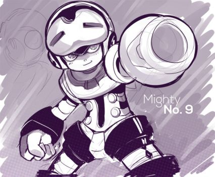 Mighty No. 9 by sho-N-D