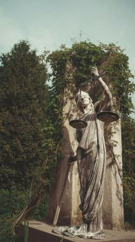 Statue of Themis by AnnaProvidence