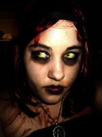 Zombie Witch by lookoutpaulie