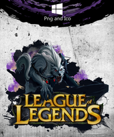 League of Legends Icon by nemanjadmitrovic