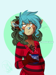 Stressed Out by TrishaBeakens