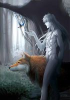 A God and His Wolf | BLEACH by DivineImmortality