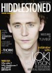 Prototype cover for Hiddlestoned Magazine Project by HashtagGenius