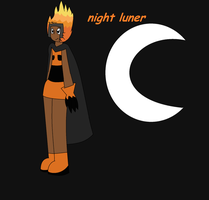 Night Luner by Feather-the-roo