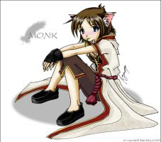 09-02-2004 Catgirl Monk XD by nui-chan
