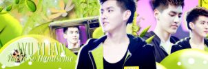 28/10 Wu Yi Fan ( KRIS ) Request by @Bunny by BunnyLuvU