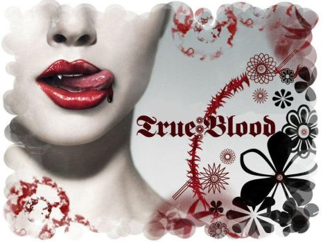 True Blood wallpaper by AngelDevil1993