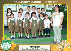 Angelorum Class Picture_02 by tonieliemariae