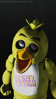 Chica by PrincessBloodyMary