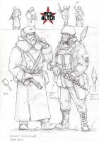 Conscripts by TugoDoomER