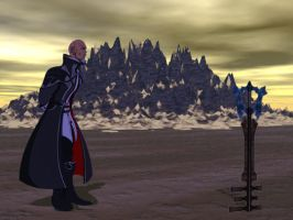 Master Xehanort horizons by Spazzboy911
