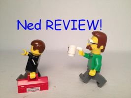 Ned Flanders Review! by WorldwideImage