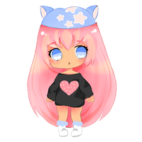 [open!] Chibi adoptable! by CMYKidd