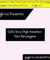 Cell Vore Style: Naru N. by YugErov
