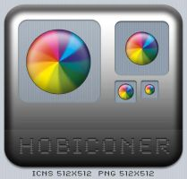 Hobiconer Icns by Macuser64