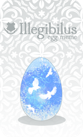 Illegibilus - Hannah's Egg by Nyxione