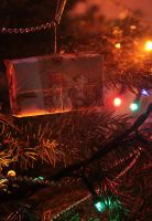 Christmas tree detail by blessedchild