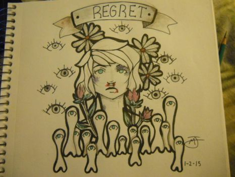 Regret by GuyBellington753