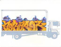 Truckv2 by pharaohsarmy
