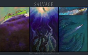 Salvage Wallpaper #1 by the0phrastus