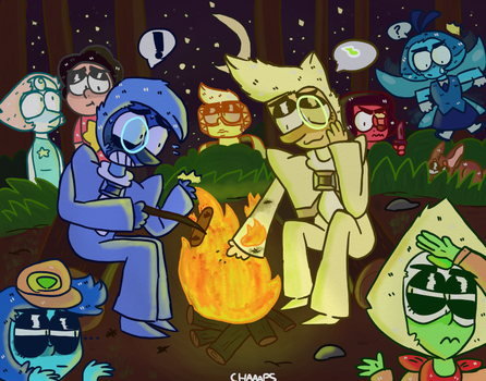 Gem Camp! by chaaaps