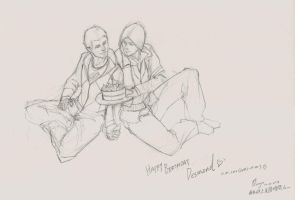 Happy Birthday Desmond!! by jying072