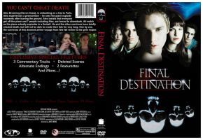 Final Destination (2000) DVD Cover by dvdcovers