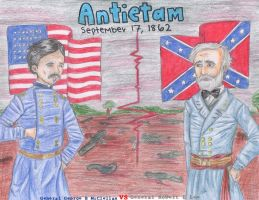 Antietam by littlesasami