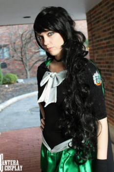 Sailor Slytherin 4 by LadyDCosplay