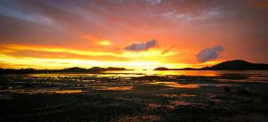 Sunset on Thursday Island by Colin-LOCP