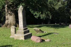 Cemetary Stock 01 by dknucklesstock