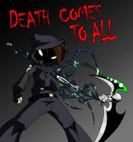 death comes to all by senji-comics