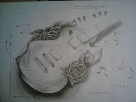 Guitar by jKeeO