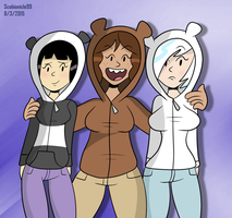We Girl Bears by ScoBionicle99