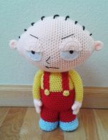 Stewie Griffin by AmaniWarrington