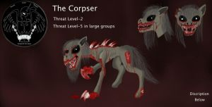 Infected Records:SLP:001 The Corpser by predman1227