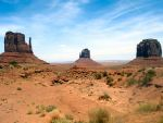 Monument Valley by Pwesty