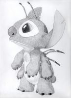 Stitch by lluic